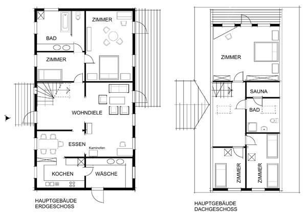 grundriss kleines haus grundriss bungalow flachdach grundrisse ausbildung katrin oggesen. Black Bedroom Furniture Sets. Home Design Ideas